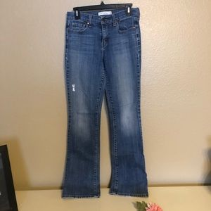 Levi Strauss & Co Levi's Bootcut 515